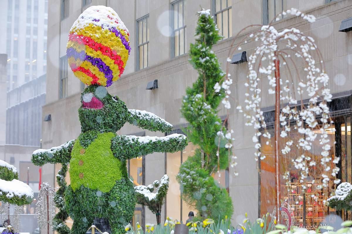 "Easter Sunday  ""Remember Spring in New York 2018""_a0274805_20400890.jpg"