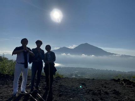 いつか又、行ける日の為に!インドネシア バリ島 バトゥール山_b0122805_1728144.jpg