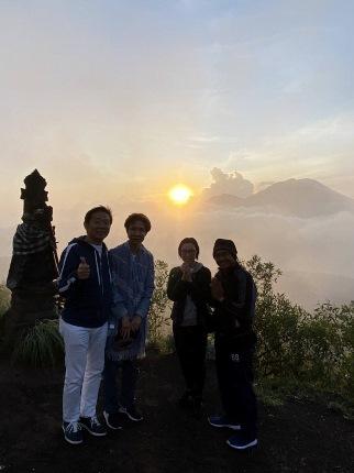 いつか又、行ける日の為に!インドネシア バリ島 バトゥール山_b0122805_17282562.jpg