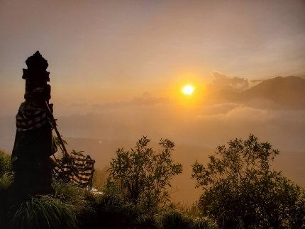 いつか又、行ける日の為に!インドネシア バリ島 バトゥール山_b0122805_17283342.jpg