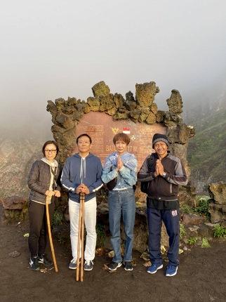 いつか又、行ける日の為に!インドネシア バリ島 バトゥール山_b0122805_17295378.jpg