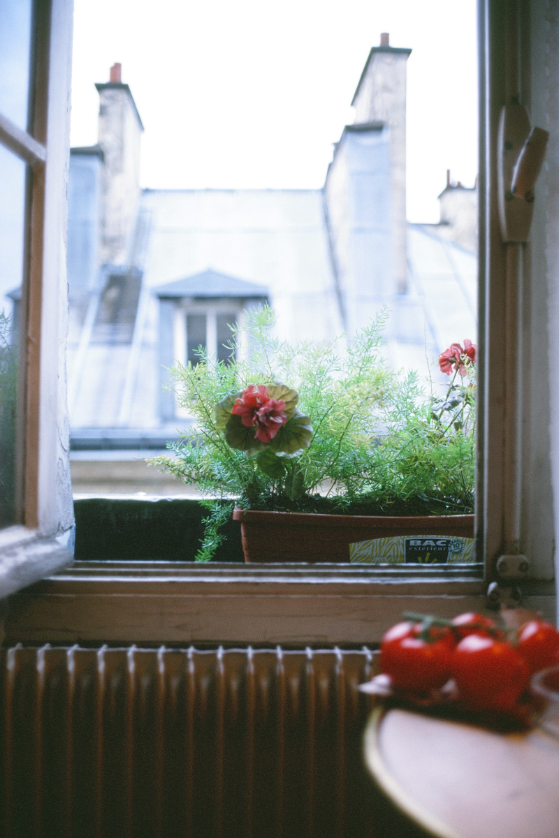 【欧州紀行2001その1】パリ  路地奥の宿から旅が始まる_b0061717_04301652.jpg