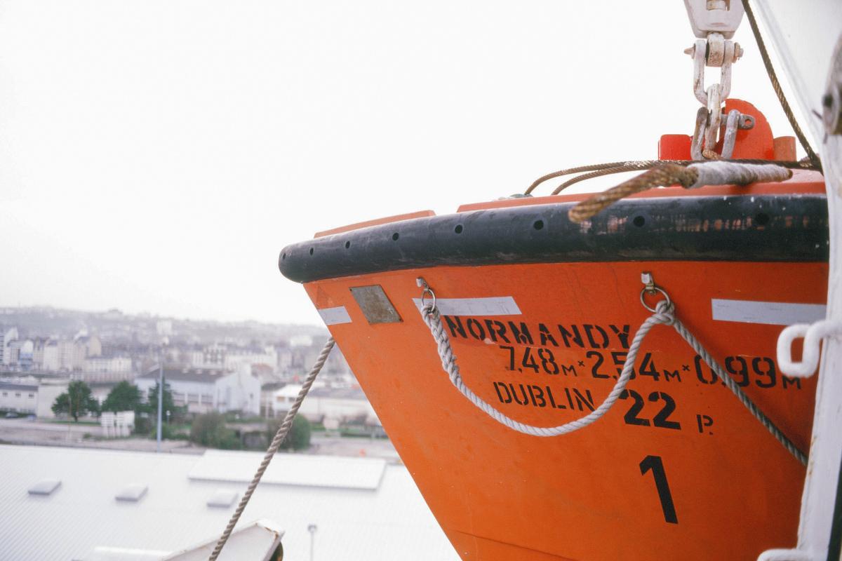 【欧州紀行2001その2】シェルブール~ロスレア  北の海へ_b0061717_04301757.jpg