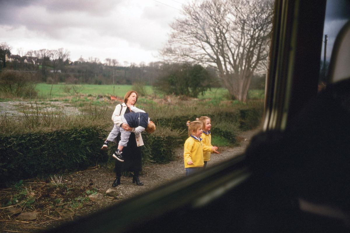 【欧州紀行2001その3】ロスレア~ダブリン  緑の島を鉄路で進む_b0061717_21293197.jpg
