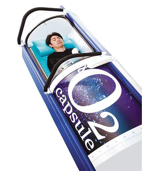 高 濃度 酸素 カプセル
