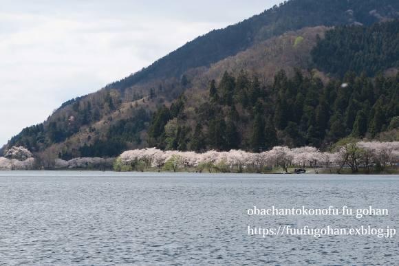 イースターのおうちバル&琵琶湖の桜散歩_c0326245_11384226.jpg