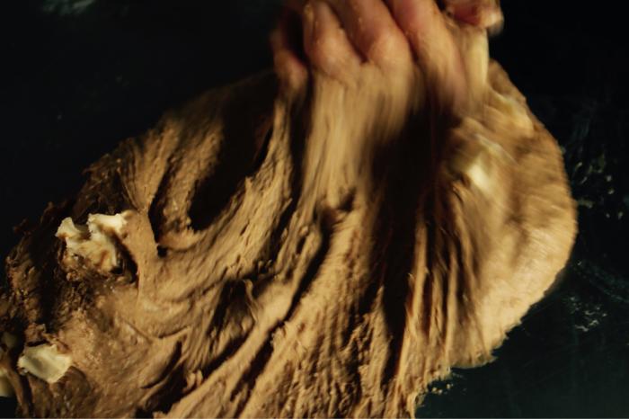 パン生地の変化を感じる、パンは生きてます。_c0162653_14552121.jpg