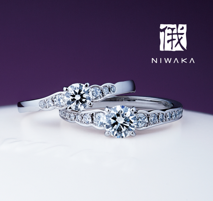 「花麗(はなうらら)」の物語~花は咲く いつか 愛する君の元に~俄の婚約指輪エピソード_f0118568_17275318.jpg