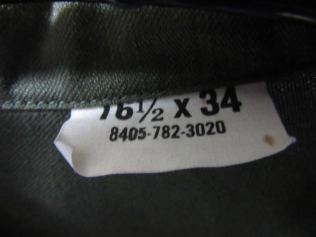 Deadstock ミリタリーシャツ_b0166471_01012305.jpg