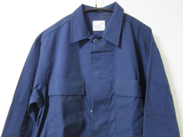 Deadstock ミリタリーシャツ_b0166471_01061788.jpg