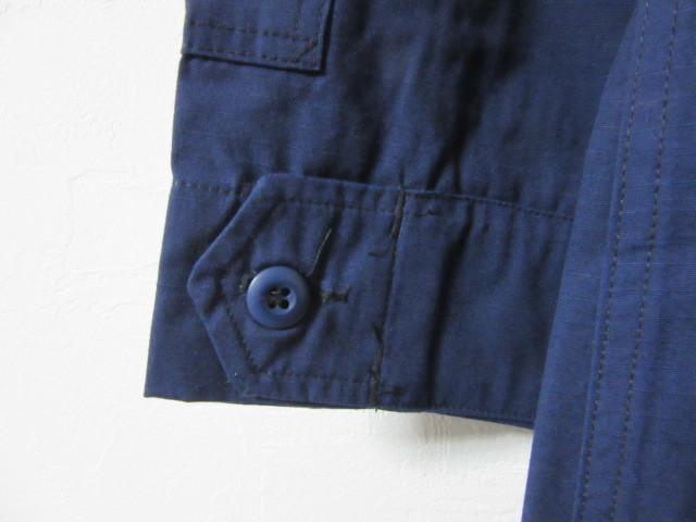 Deadstock ミリタリーシャツ_b0166471_01063644.jpg