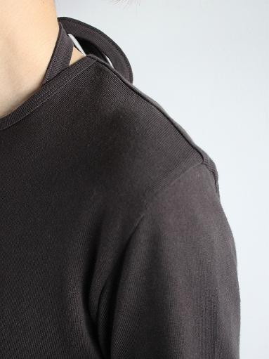 THE HINOKI Organic Cotton 3/4 Sleeve Layered Dress (PRODUCTS FOR US)_b0139281_11211541.jpg