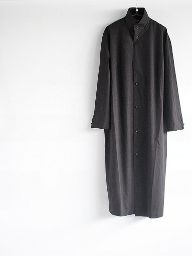 THE HINOKI Cotton Voile Stand Up Collar Shirt Dress (LADIES ONLY)_b0139281_13301912.jpg