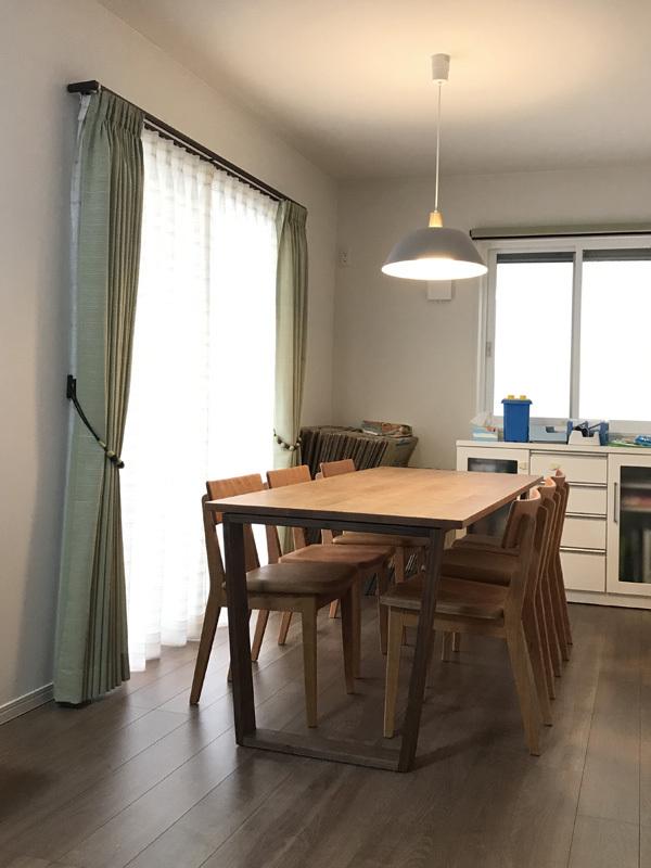 家具・カーテン納品(西京区O様)_f0264887_18025164.jpg