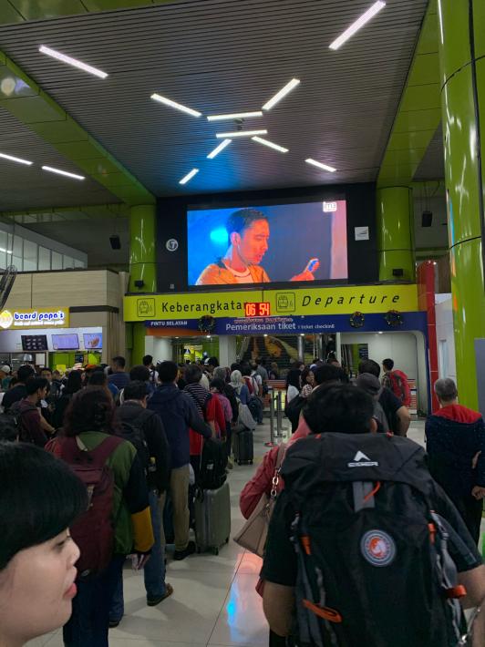 ガンビル駅からバンドゥンへ☆_a0063997_19181347.jpg