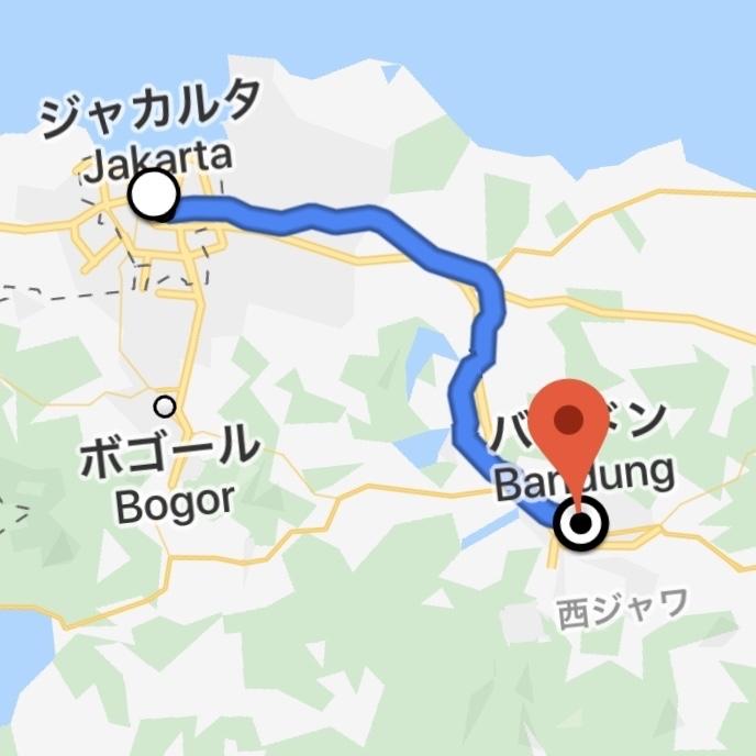 ガンビル駅からバンドゥンへ☆_a0063997_20104529.jpg