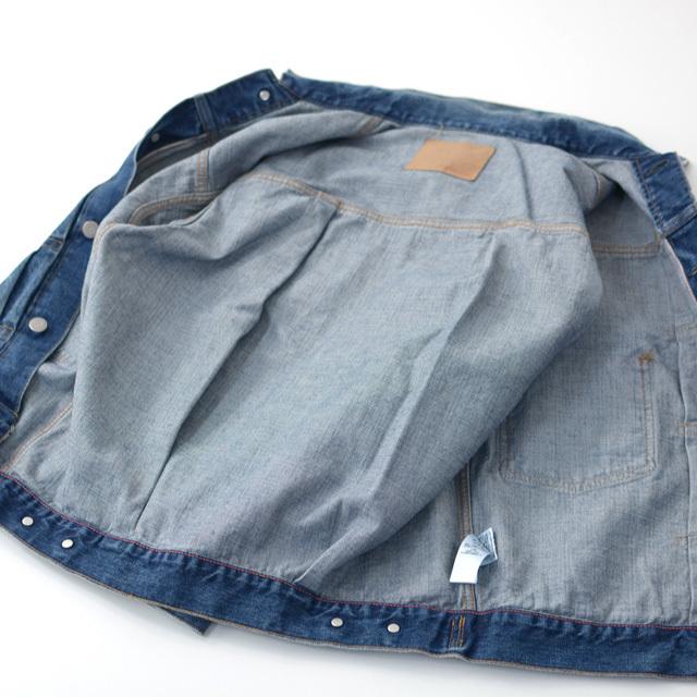ordinary fits [オーディナリーフィッツ] DENIM JACKET 1ST [OF-J013] デニムジャケット・長袖・LADY\'S_f0051306_15503727.jpg