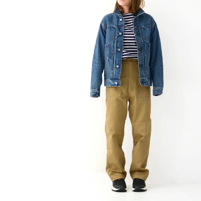 ordinary fits [オーディナリーフィッツ] DENIM JACKET 1ST [OF-J013] デニムジャケット・長袖・LADY\'S_f0051306_15503800.jpg