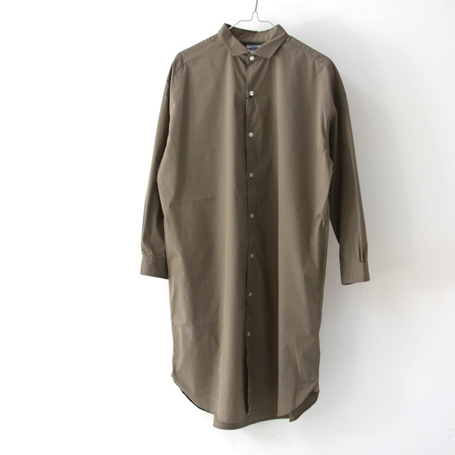 JAMES&CO. [ジェームスアンドコー] W\'s Big Shirts Dress [JD203S] ビッグシャツドレス・ロングシャツ・シャツワンピ・LADY\'S_f0051306_16300589.jpg