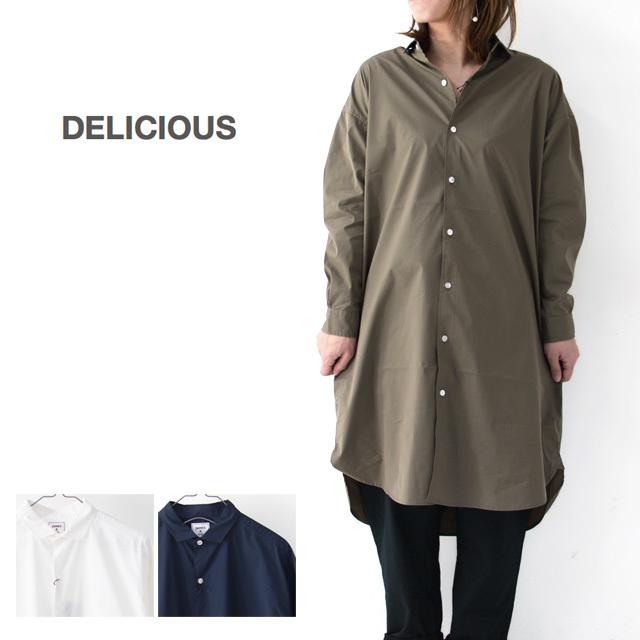 JAMES&CO. [ジェームスアンドコー] W\'s Big Shirts Dress [JD203S] ビッグシャツドレス・ロングシャツ・シャツワンピ・LADY\'S_f0051306_16300594.jpg