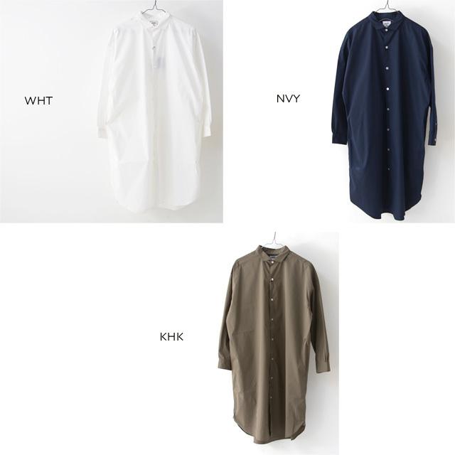 JAMES&CO. [ジェームスアンドコー] W\'s Big Shirts Dress [JD203S] ビッグシャツドレス・ロングシャツ・シャツワンピ・LADY\'S_f0051306_16300597.jpg