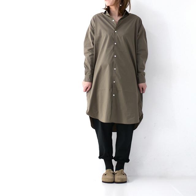 JAMES&CO. [ジェームスアンドコー] W\'s Big Shirts Dress [JD203S] ビッグシャツドレス・ロングシャツ・シャツワンピ・LADY\'S_f0051306_16300612.jpg