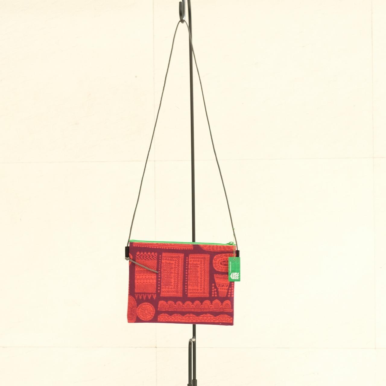 炭酸デザイン室 オンライン展示会 サコッシュ_d0182409_16585126.jpg