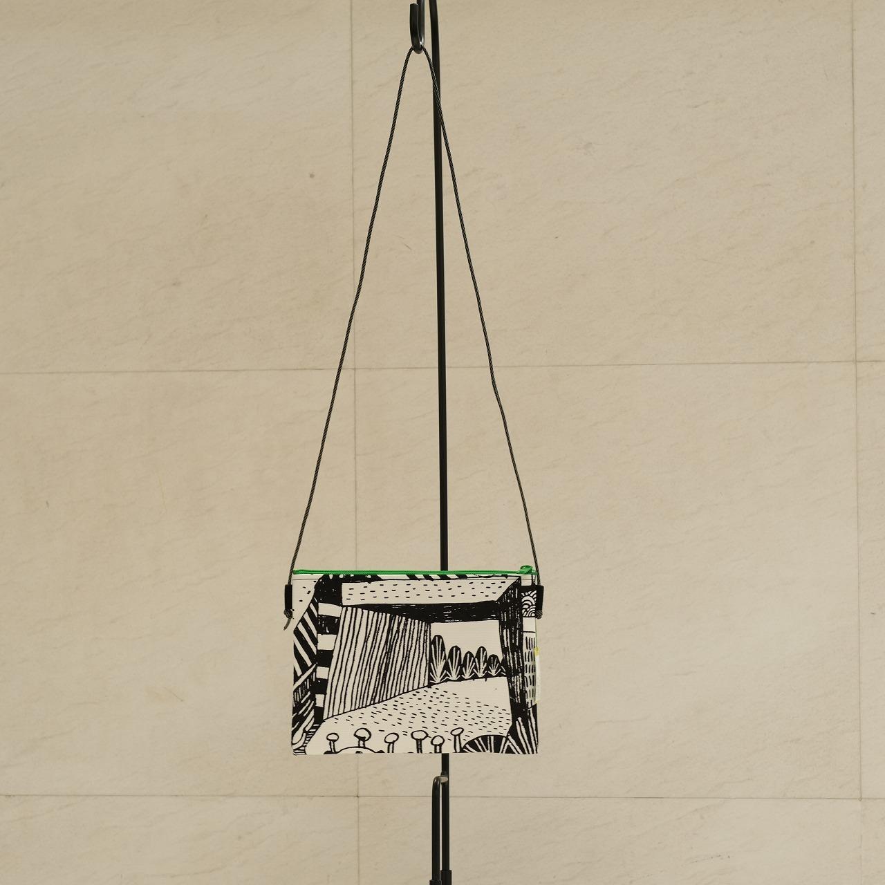 炭酸デザイン室 オンライン展示会 サコッシュ_d0182409_17021008.jpg