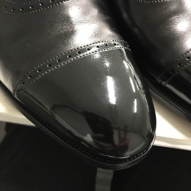 おうちで靴磨き選手権_b0226322_13252243.jpg