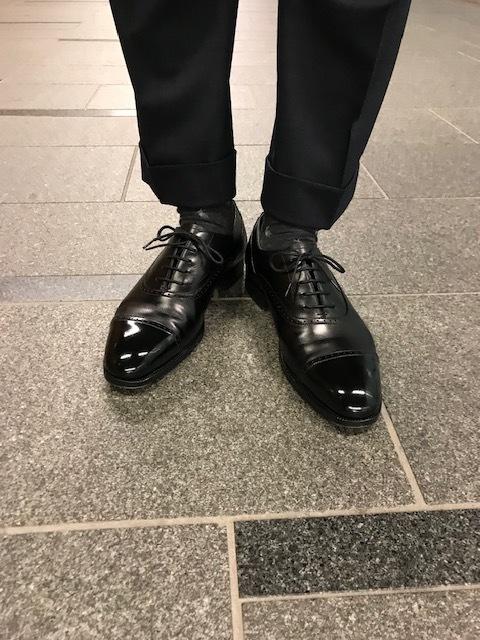 おうちで靴磨き選手権_b0226322_13464764.jpg