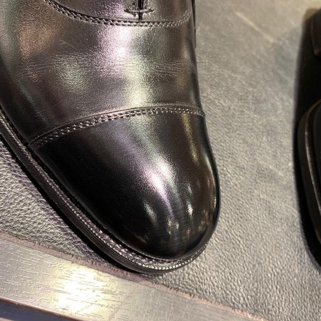 おうちで靴磨き選手権_b0226322_14123327.jpg