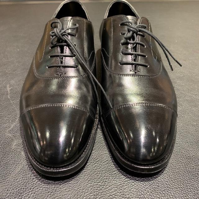 おうちで靴磨き選手権_b0226322_14123332.jpg