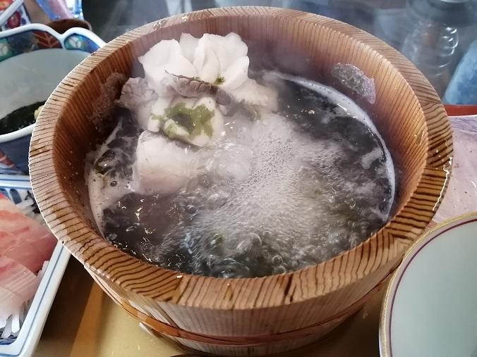 男鹿名物 石焼き料理 「美野幸」 @男鹿_b0129725_14481402.jpg