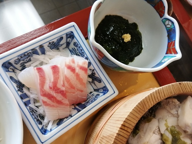 男鹿名物 石焼き料理 「美野幸」 @男鹿_b0129725_14542928.jpg
