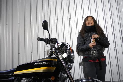 三浦半島ぐるぐるお姉さん & kawasaki Z400FX(2019.11.19/YOKOSUKA)_f0203027_11282613.jpg
