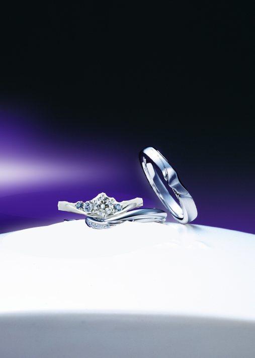 「唐花(からはな)」の物語~過去も今も未来も「はじまりのとき」は訪れる~俄の婚約指輪のエピソード_f0118568_16562407.jpg