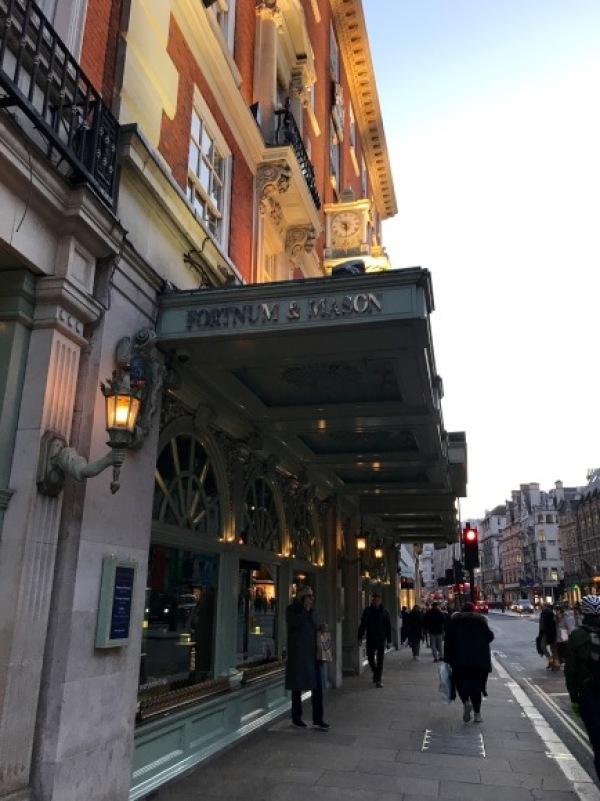 パリ旅行備忘録ーロンドンのFortnum&Masonへ_d0129786_16314867.jpg