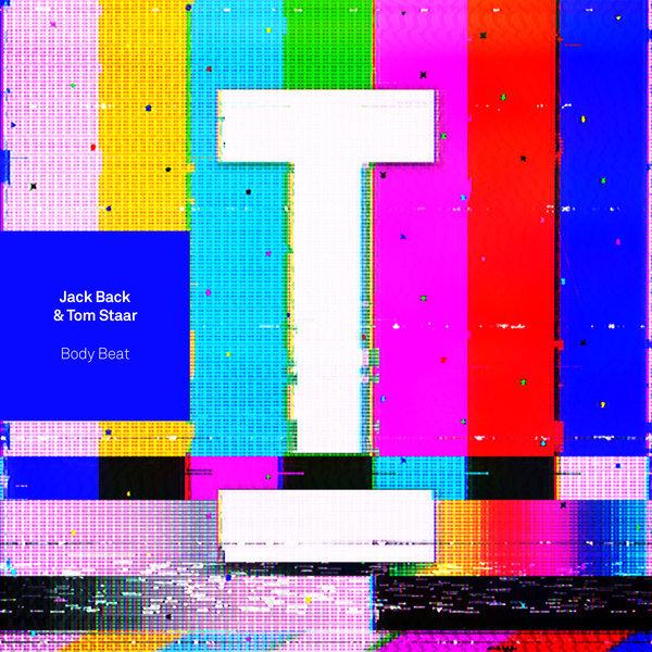 Jack Back and Tom Staar「Body Beat」:身体を貫くビートが鼓動を支配する_b0078188_20231040.jpg