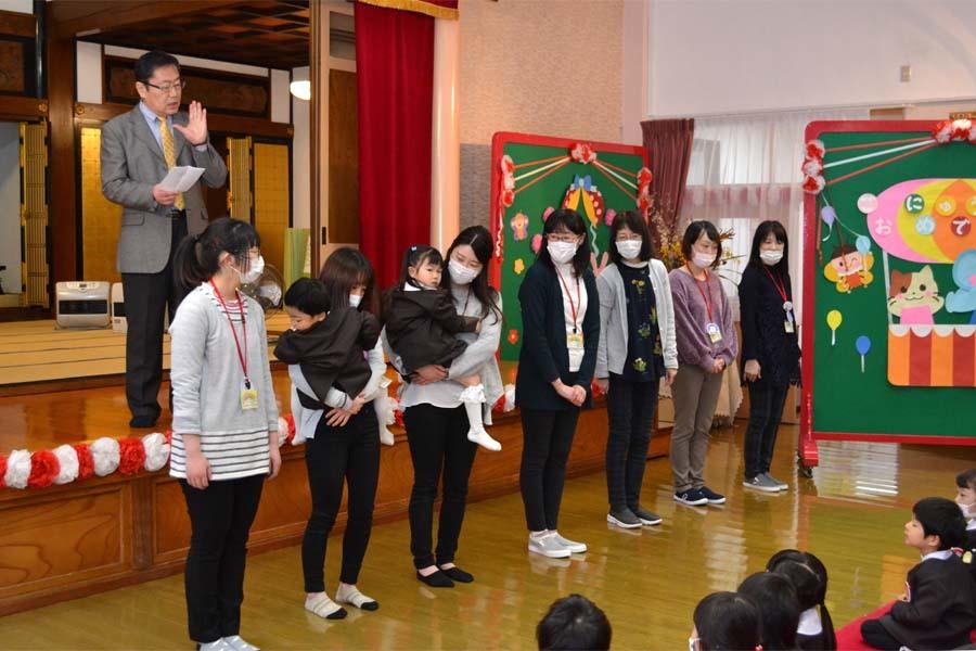 第一幼稚園 新入園児を迎える会_d0353789_14313009.jpg