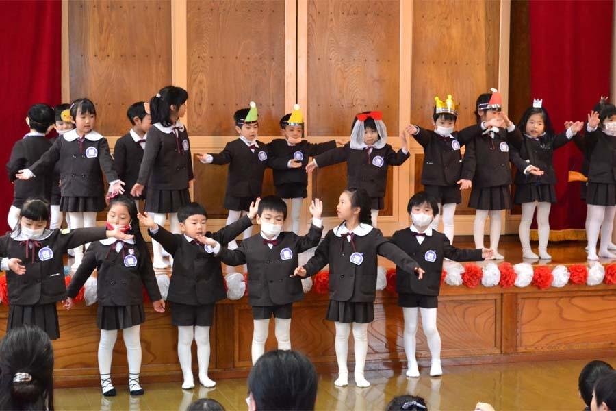 第一幼稚園 新入園児を迎える会_d0353789_14332572.jpg