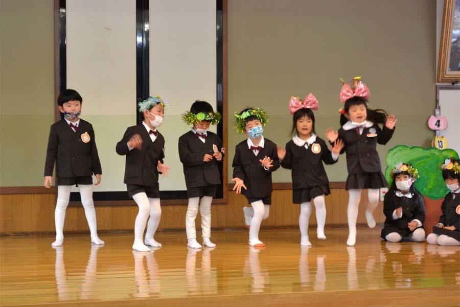 第二幼稚園 新入園児を迎える会   _d0353789_14501276.jpg