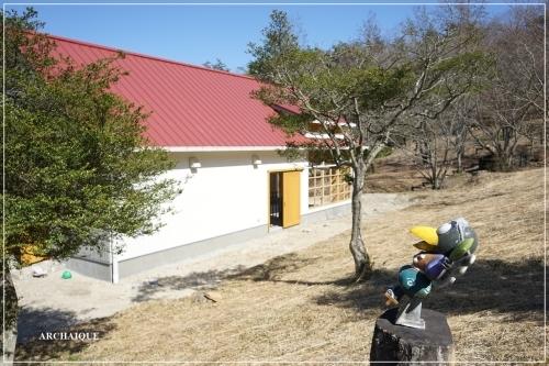 **羊の学校 完成 **_c0207890_16264853.jpg