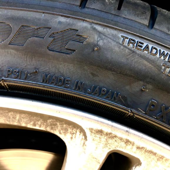ルーテシア4 ph1 RS シャシーカップ タイヤ交換 63586km_f0032891_15580522.jpg