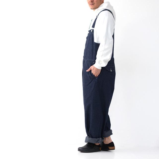 ordinary fits [オーディナリー フィッツ] DUKE OVERALL DENIM one wash [OF-O013OW]デニムオーバーオール・ワンウォッシュ MEN\'S_f0051306_16273343.jpg