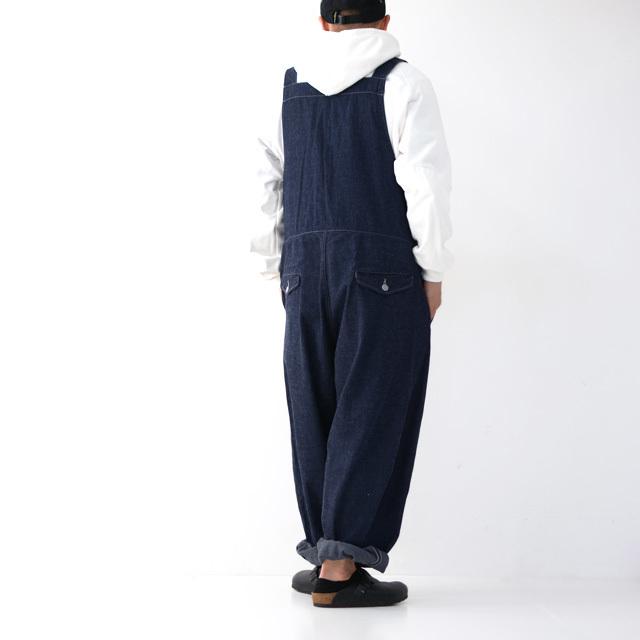 ordinary fits [オーディナリー フィッツ] DUKE OVERALL DENIM one wash [OF-O013OW]デニムオーバーオール・ワンウォッシュ MEN\'S_f0051306_16273352.jpg