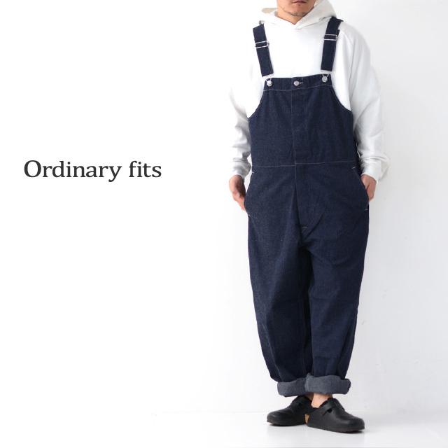 ordinary fits [オーディナリー フィッツ] DUKE OVERALL DENIM one wash [OF-O013OW]デニムオーバーオール・ワンウォッシュ MEN\'S_f0051306_16273364.jpg