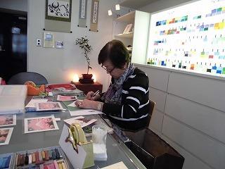 おうちでカラーセラピー♪【ピンク】_c0200917_20241068.jpg