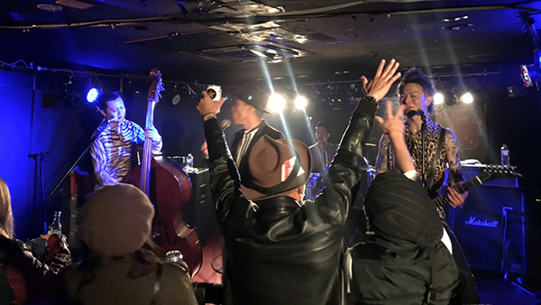 Route57 - LIVE at 新栄 Red Dragon_b0277021_1437477.jpg