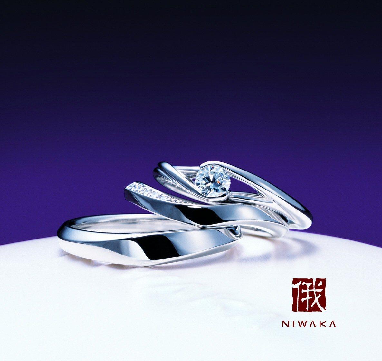 「水鏡(みずかがみ)」の物語~水面が写す二人の心、望に託す幸せの日々~俄の結婚指輪のエピソード_f0118568_14251229.jpg