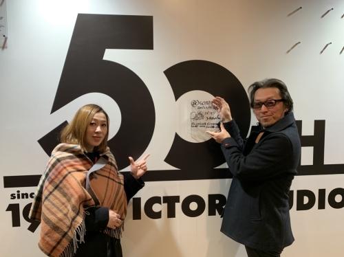 ビクタースタジオ50周年_e0123401_00165270.jpg